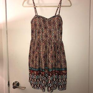 American Rag Cie tribal dress